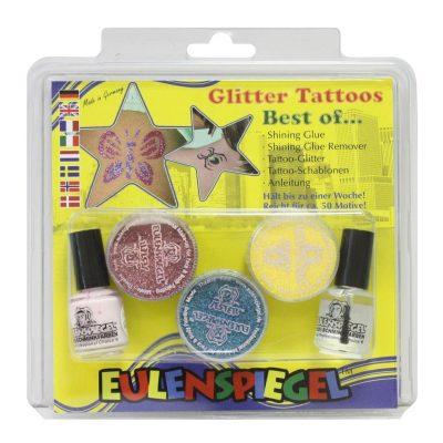 Glitzer Tattoos Kinder