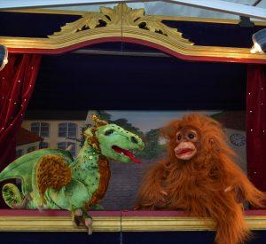 Puppentheater Rettet den Zauberwald