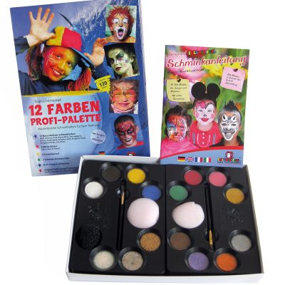 Eulenspiegel 12 Farben Set