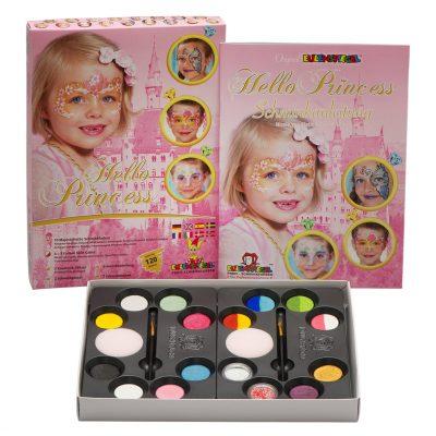 Kinderschminke Mädchen Prinzessin