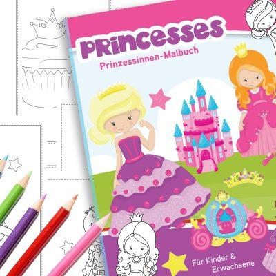 Prinzessin Malbuch download online kaufen